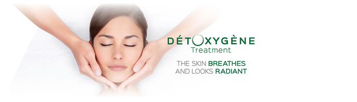 Guinot Detoxygene treatment