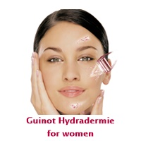 Guinot Hydradermie painless facial treatment